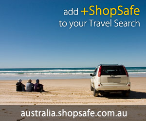 Travel Australia with a friend you can trust. (Noosa Beach, Sunshine Coast, Queensland)