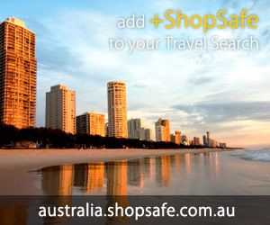 Travel Australia with a friend you can trust. (Surfers Paradise, Gold Coast, Queensland)