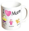 Identity Direct - Personalised Gifts For Mum