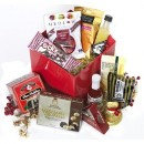 Gift Baskets from The Flower Factory