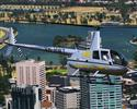Helicopter Scenic Flight For Up To 3, Vip 30 Min City Orbit, Melbourne  from: AU599.00