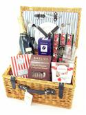 2 Person Picnic Basket With Gourmet Food & Wine from: AU$185.00
