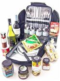 4 Person Picnic Set With Gourmet Food & Wine from: AU$199.00