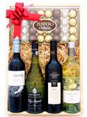4 X Mixed Wine Selection Gourmet Hamper from: AU$119.00