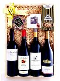 4 X Red Wine Selection Gourmet Hamper from: AU$139.00