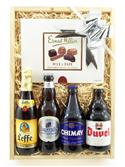 Belgium Beer Gift Hamper - Medium from: AU$85.00