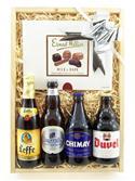Belgium Beer Gift Hamper - Medium from: AU$85.00