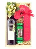 Christmas Wine Hamper from: AU$65.00