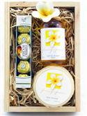 Colonial Girl Frangipani & Chocolates Gift Set - Small from: AU$59.00