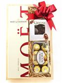 Moet & Chocolates Gift Hamper from: AU$125.00