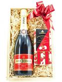 Piper-heidsieck Champagne & Chocolates Gift Hamper from: AU$99.00