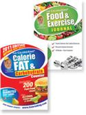 Calorieking Set Of 2 Books (exercise Journal & 2011 Calorie Counter)  from: USD$10.98