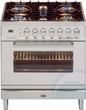 Freestanding Ilve Dual Fuel Oven/stove P80wmpss  from: AU$5,566.00