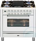 Freestanding Ilve Dual Fuel Oven/stove P90bwmpss  from: AU$6,040.00