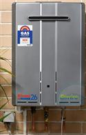 Rinnai Natural Gas Continuous Flow Hot Water System Inf26en60  from: AU$1,674.00