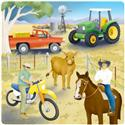 Busy Farm Puzzle 29 Piece  from: AU$37.95