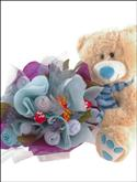 Baby Bouquet Blue from: AU$89.00