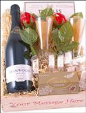 Champagne Box Gift Basket from: AU$78.50