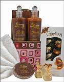 Chocolate Indulgence Pamper Hamper from: AU$67.50