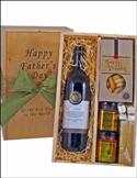 Father`s Day Nibbles Gift Basket from: AU$59.50