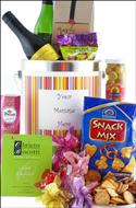 Gourmet Paint Tin Gift Basket from: AU$69.50