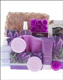 Lavender Pamper Gift Basket from: AU$84.50