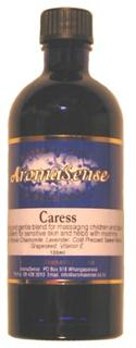 """Caress - Massage, Body & Bath Oil 100ml "" from: NZ19.90"