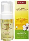 """New Zealand Manuka Honey Foaming Facial Wash - 100ml "" from: NZ15.90"