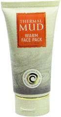 """Warm Face Pack - Thermal Mud 70ml "" from: NZ14.90"