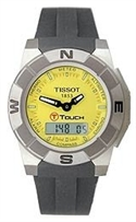 Tissot Men`s T-touch Watch #t0015204736100  from: USD$663.00