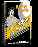 2008 Dr. Watts Shirt Pocket Electrical Guide  from: US13.95