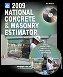 2010 National Concrete And Masonry Estimator  from: US39.60
