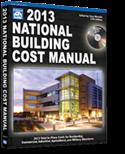 2013 National Building Cost Manual  from: US56.95