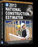 2013 National Construction Estimator  from: US65.95