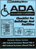 Ada ramp design standards