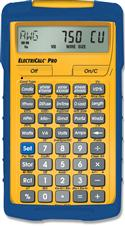 Calculated Industries Electricalc Pro 5070 - Updateable National Electrical Code Calculator  from: US74.95