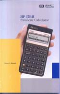 Hewlett Packard Hp-17bii Calculator Manual - Used  from: US14.95