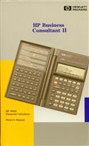 Hewlett Packard Hp-19bii Calculator Manual - Used  from: US27.95