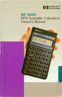 Hewlett Packard Hp-32sii Calculator Manual - Used  from: US24.95