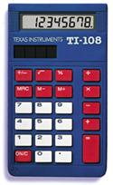 Texas Instruments Ti-108 Basic Solar Calculator Teacher Kit  from: US48.95