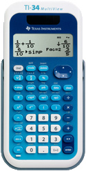 Texas Instruments Ti-34 Multiview Scientific Calculator Teacher Kit:  from: US19.95