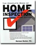 The Complete Book Of Home Inspection  from: US20.96