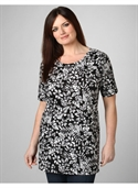 Catherines Women`s Plus Size/black Java Tee - Size 3x  from: USD$21.97