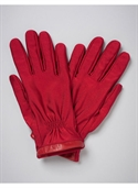 Catherines Women`s Plus Size/bright Red Trimmed Stretch Gloves - Size One  from: USD$28.00
