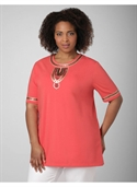 Catherines Women`s Plus Size/spiced Coral Shakti Tee - Size 3x  from: USD$21.97