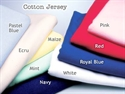 Abc 100% Cotton Knit Fitted Crib Sheet - Blue  from: USD$12.98
