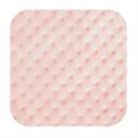 Abc Heavenly Soft Chenille Crib Sheets - Pink  from: USD$18.98