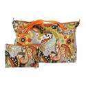 Hadaki Lagniappe Tote Bag - Hannah`s Paisley  from: USD$40.00