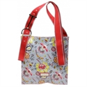 Hadaki Printed Scoop Sling Purse - Paradise Gray  from: USD$40.00