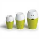 Hoppop Triplo Bath Toys - Lime  from: USD$9.98